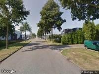 Ambulance, brandweer en politie naar Radeweg in Vaassen