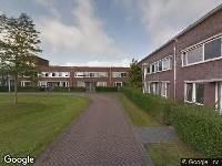 Brandweer naar Nachtvlinderplantsoen in Utrecht vanwege brand