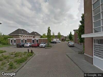 Ambulance naar Het Steenen Huys in Nuenen
