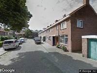 112 melding Ambulance naar Bonekampstraat in IJmuiden