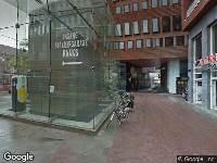 Ambulance naar Drossestraat in Haarlem vanwege brand