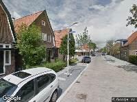 112 melding Ambulance naar Ampèrestraat in Wormerveer