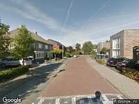 Ambulance naar Harrie van de Laakstraat in Zaltbommel