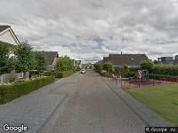 Brandweer naar Van Schendelstraat in Oud-Beijerland vanwege brand