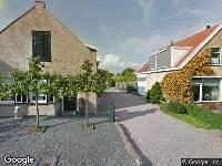 Ambulance naar Poldersweegje in Dirksland