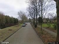 112 melding Besteld ambulance vervoer naar Gruttostraat in Bleiswijk