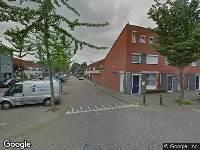 Ambulance naar Matterhornstraat in Tilburg