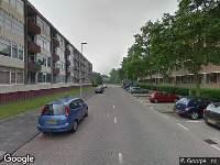 112 melding Ambulance naar Krabbendijkestraat in Rotterdam