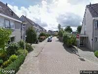 Brandweer naar De Til in Koudekerk aan den Rijn vanwege afhijsen patient