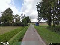 Ambulance naar Groene Kruisweg in Numansdorp