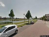 Ambulance naar Alfred Smithlaan in Zaltbommel