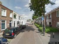 Ambulance naar Lanciersstraat in Tilburg