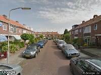 112 melding Ambulance naar Vollenhovenstraat in Haarlem