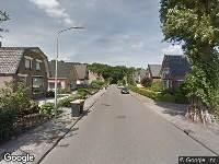 Politie naar Beatrixweg in Vaassen