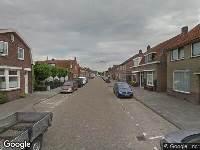 112 melding Ambulance naar Koningsdijk in Oosterhout