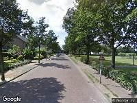 Brandweer naar Mouterijstraat in Ulvenhout