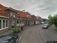 Ambulance naar Eendrachtstraat in Koog aan de Zaan