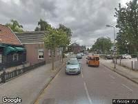 Ambulance naar Zuideinde in Koog aan de Zaan