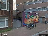 112 melding Ambulance naar Nieuwe Hilstraat in Dordrecht