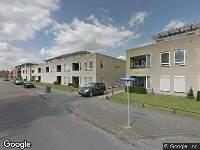 112 melding Ambulance naar Van Berghenstraat in Schijndel