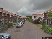 112 melding Ambulance naar Helmersstraat in Zwijndrecht