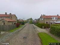 Brandweer naar Molepaed in Winsum vanwege gebouwbrand