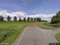 112 melding Politie naar Bosweg in Ooltgensplaat vanwege voertuigen te water