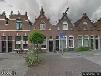 112 melding Brandweer naar Paul Krugerstraat in Dordrecht