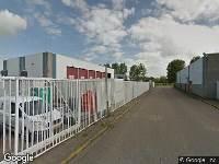 112 melding Ambulance naar Zuiderweg in Rijswijk