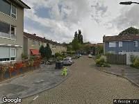 Ambulance naar Pluvierstraat in Dordrecht