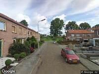 112 melding Ambulance naar Vermeerstraat in Hazerswoude-Dorp