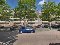 Ambulance en brandweer naar Saaftingestraat in Amsterdam vanwege brand