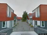 112 melding Ambulance naar Bouwlustplaats in Haarlem