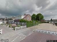 112 melding Besteld ambulance vervoer naar Hofsteestraat in Haalderen