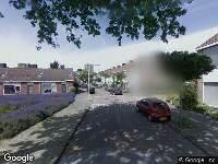 112 melding Brandweer naar Jan Ligthartstraat in Haarlem vanwege brand