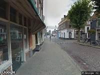 Politie naar Vispoortenplas in Zwolle vanwege letsel