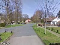 112 melding Brandweer naar Rembrandtlaan in Huis ter Heide vanwege afgaan automatisch brandalarm