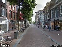 Brandweer naar Wirdumerdijk in Leeuwarden vanwege verkeersongeval