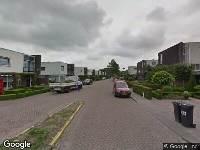 112 melding Ambulance naar Hof Bruheze in Helmond