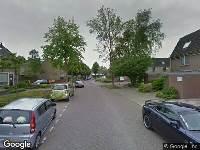 112 melding Ambulance naar Boshuizen in Zwijndrecht