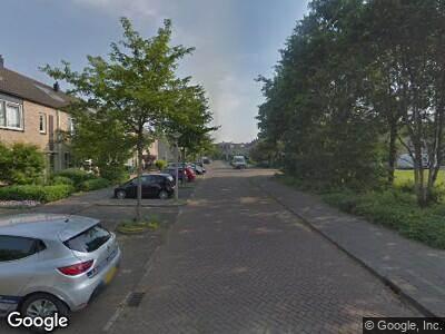 Ambulance naar Ockenburgh in Amstelveen