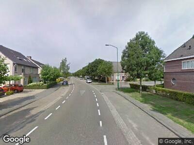 Ambulance naar Laan ter Catten in Nuenen