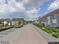 112 melding Brandweer en politie naar Middenakker in Den Hout
