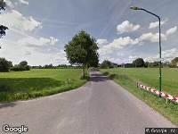 112 melding Brandweer naar Hoogveldscheweg in Velp
