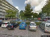 112 melding Brandweer naar Ooievaarplein in Zwijndrecht vanwege een liftopsluiting