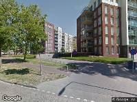 112 melding Ambulance naar Bram van den Berghstraat in Oss