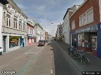 112 melding Ambulance naar Boschstraat in Breda