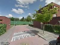 112 melding Ambulance naar Simon Rijnbendestraat in Schiedam