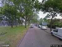 112 melding Brandweer naar Courzandseweg in Rotterdam vanwege brand