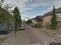 Brandweer naar Kortenaerstraat in Capelle aan den IJssel